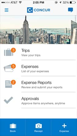 Online Corporate Travel Booking Solution - SAP Concur Canada